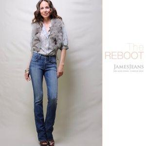 JAMES Jeans Reboot Powder Medium Stretch 26